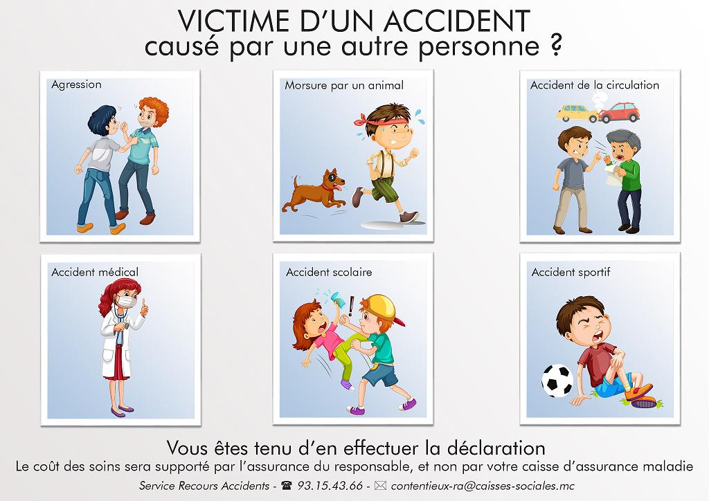 Accidents De Droit Commun